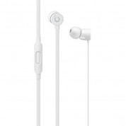 Beats urBeats3 Earphones with 3.5mm Plug - слушалки с микрофон за iPhone, iPod и iPad (бял)