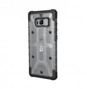 Urban Armor Gear Plasma - удароустойчив хибриден кейс за Samsung Galaxy S8 Plus (прозрачен) (bulk) 2