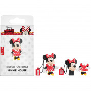 USB Tribe Disney Minnie Mouse USB Flash Drive 16GB 1