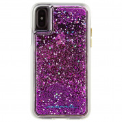 CaseMate Waterfall Case for Apple iPhone XS, iPhone X (magenta) 3