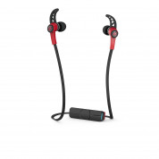 iFrogz Audio Summit Wireless Earbuds - безжични слушалки с микрофон за смартфони и мобилни устройства (червен)
