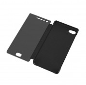 Blackberry Privacy Flip Case PFD100-3AALEU1 - оригинален флип Privacy кейс за Blackberry Motion (черен) 2