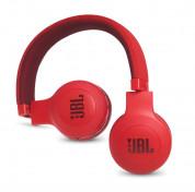 JBL E45BT Wireless on-ear headphones - безжични слушалки с микрофон за мобилни устройства (червен) 2