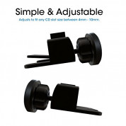 TechMatte MagGrip Mini CD Magnetic Car Mount 4