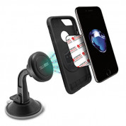 TechMatte MagGrip Windshield and Dashboard Magnetic Universal Car Mount Holder  2