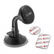 TechMatte MagGrip Windshield and Dashboard Magnetic Universal Car Mount Holder  1