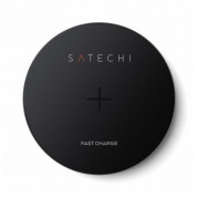 Satechi Wireless Charging Pad Fast Charge (Space Gray)