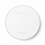 Satechi Wireless Charging Pad Fast Charge (silver)