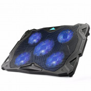 TeckNet N11 Laptop Cooling Pad with Silent Fans