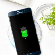 Samsung Inductive Wireless Charger Pad Fast Charge EP-PN920 (white)(bulk) 3