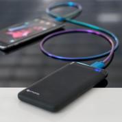 4smarts Power Bank VoltHub 10000 mAh Qualcomm Quick Charge 3.0 - външна батерия с два USB и USB-C изходи и технология за бързо зареждане (черен) 6