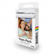 Polaroid Premium Zink Photo Paper- 20 pack