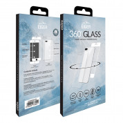 Eiger 3D 360 Screen Protector Back and Front Glass for iPhone 8 Plus, iPhone 7 Plus (Clear/White) 4