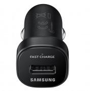 Samsung Car Fast Charger EP-LN930 - оригинално зарядно за кола с технология за бързо зареждане (черен) (bulk)