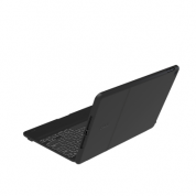 ZAGG Folio Keyboard Case - клавиатура, кейс и поставка за iPad Pro 9.7 и таблети с Bluetooth (черен) 5