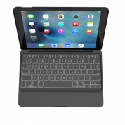 ZAGG Folio Keyboard Case - клавиатура, кейс и поставка за iPad Pro 9.7 и таблети с Bluetooth (черен) 4