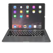 ZAGG Slim Book Keyboard Case - клавиатура, кейс и поставка за iPad Pro 9.7 и таблети с Bluetooth (черен) 1