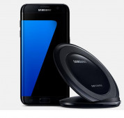 Samsung Inductive Wireless Fast Charge Stand NG930TB incl. Charger and MicroUSB cable (black) 5