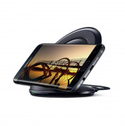 Samsung Inductive Wireless Fast Charge Stand NG930TB incl. Charger and MicroUSB cable (black) 9