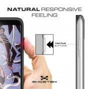 Ghostek Atomic Slim Case - хибриден удароустойчив кейс за iPhone XS, iPhone X (черен) 5