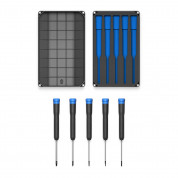 iFixit Pro Tech Screwdriver Set 5 Standard Set (Philips), Made in Germany