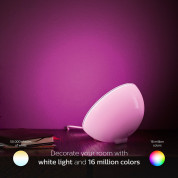 Philips Hue Go Portable Dimmable LED Smart Light Table Lamp 1