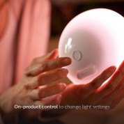 Philips Hue Go Portable Dimmable LED Smart Light Table Lamp 3