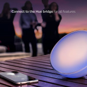 Philips Hue Go Portable Dimmable LED Smart Light Table Lamp 4
