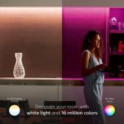 Philips Hue LightStrip Plus - удължителна LED лента (200 см.), съвместима с Amazon Alexa, Apple HomeKit и Google Assistant   6