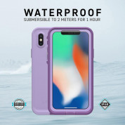 LifeProof Fre case for iPhone XS, iPhone X (chakra) 6