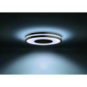 Philips Being Hue Ceiling Lamp 1x32W - комплект таванна лампа с бяла светлина и ключ за димиране за безжично управляемо осветление за iOS и Android устройства (черен) 3