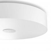 Philips Fair Hue Ceiling Lamp - комплект таванна лампа с бяла светлина и ключ за димиране за безжично управляемо осветление за iOS и Android устройства (бял) 1