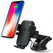 iOttie Easy One Touch 4 Wireless Qi Fast Charge Car Mount