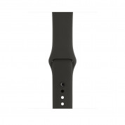 Apple Watch Series 3, 42mm Space Gray Aluminum Case with Gray Sport Band - умен часовник от Apple 3