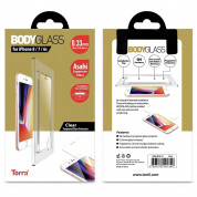 Torrii BodyGlass 2.5D Glass for iPhone 8, iPhone 7, iPhone 6S, iPhone 6 (clear) 3