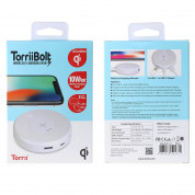 Torrii Bolt Wireless Charging Hub (white) 4
