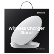 Samsung Wireless Fast Charging Stand EP-N5100BW for Samsung Galaxy S9, S9 Plus (white) 4