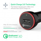 Anker PowerDrive+ Quick Charge 3.0 24W USB Charger with PowerIQ 1