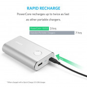 Anker PowerCore+ 10050 mAh Qualcomm Quick Charge 2.0 - silver 3