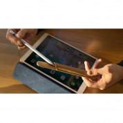 TwelveSouth PencilSnap - магнитен кожен калъф за Apple Pencil (светлокафяв) 3