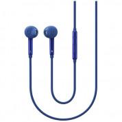 Samsung Headset Stereo EO-EG920BL - слушалки с микрофон и управление на звука за Samsung мобилни устройства (син)