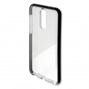 4smarts Soft Cover Airy Shield - хибриден удароустойчив кейс за Huawei Mate 10 Lite (черен-прозрачен) 1