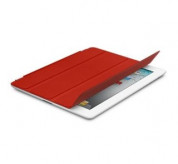 Apple Smart Cover Limited Edition - кожено покритие  за iPad 4, iPad 3, iPad 2 (червен) 6