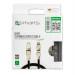4smarts 6in1 ComboCord Cable - качествен многофункционален кабел за microUSB, Lightning и USB-C стандарти (черен) 6