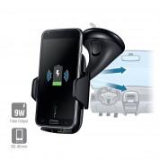 4smarts Inductive Fast Charger VoltBeam Grip 9W - поставка за кола с безжично зареждане за QI съвместими смартфони 3