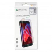 4smarts Second Glass Curved - калено стъклено защитно покритие с извити ръбове за целия дисплея на Samsung Galaxy S9 Plus (прозрачен) 1