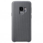 Samsung Hyperknit Cover Fabric EF-GG960FJ for for Samsung Galaxy S9 (grey)