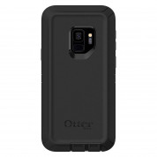 Otterbox Defender Case - изключителна защита за Samsung Galaxy S9 Plus (черен) 6