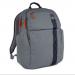 STM Trilogy Backpack - елегантна и стилна раница за MacBook Pro 15 и лаптопи до 15 инча (сив) 1