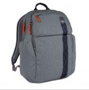 STM Trilogy Backpack - елегантна и стилна раница за MacBook Pro 15 и лаптопи до 15 инча (сив)